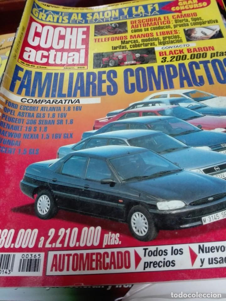 Coches: Lote de 50 revistas coche actual - Foto 4 - 142875218