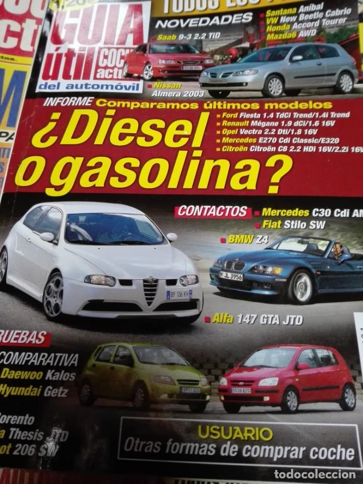 Coches: Lote de 50 revistas coche actual - Foto 5 - 142875218