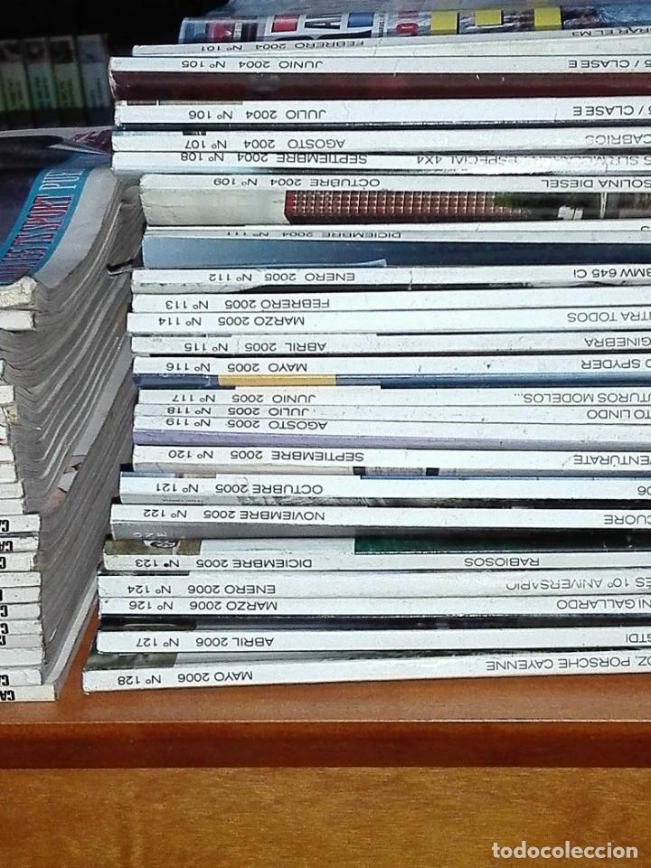 Coches: Lote de 90 revistas car and driver, guias y suplementos - Foto 4 - 142879510