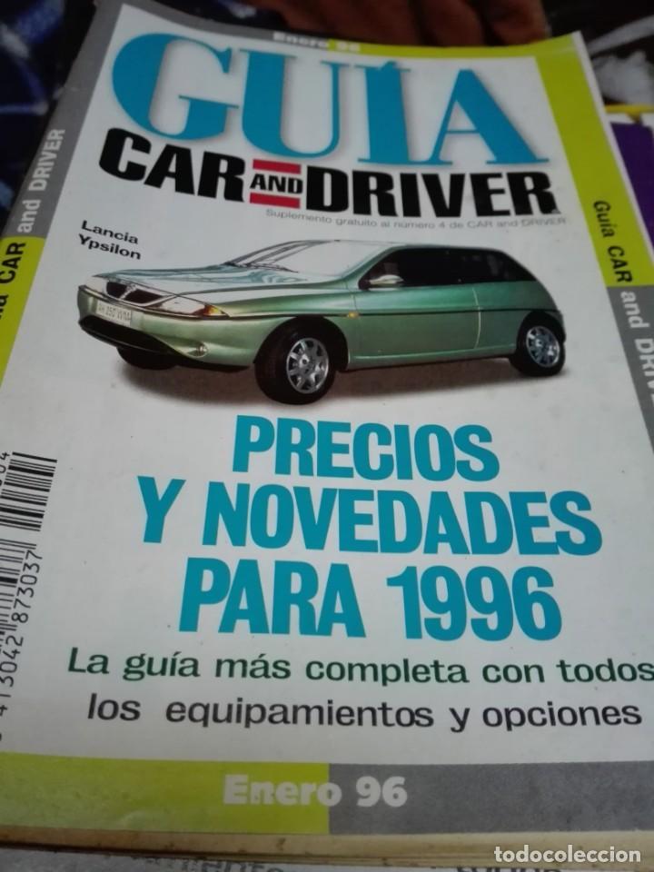 Coches: Lote de 90 revistas car and driver, guias y suplementos - Foto 5 - 142879510