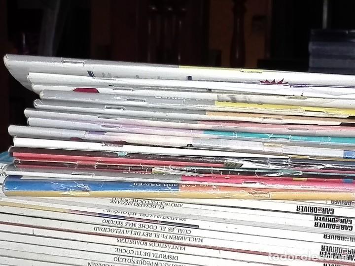 Coches: Lote de 90 revistas car and driver, guias y suplementos - Foto 6 - 142879510