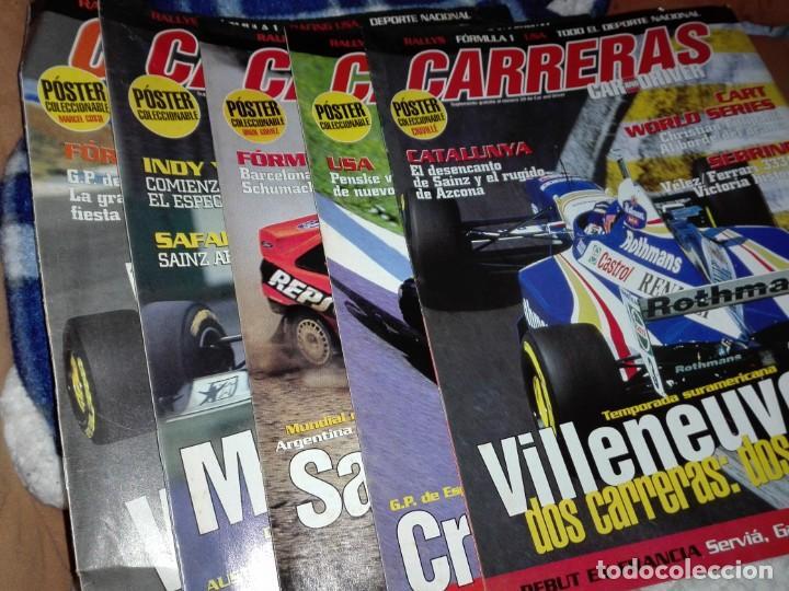 Coches: Lote de 90 revistas car and driver, guias y suplementos - Foto 8 - 142879510