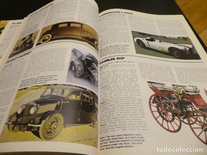 Coches: CLASSIC CARIS - Graham Robson - Libro de coches clásicos. 248 páginas. - Foto 2 - 142884878