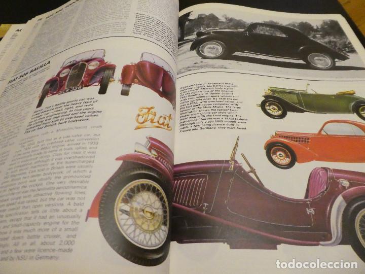 Coches: CLASSIC CARIS - Graham Robson - Libro de coches clásicos. 248 páginas. - Foto 3 - 142884878