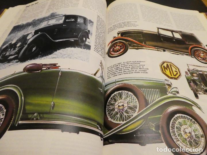 Coches: CLASSIC CARIS - Graham Robson - Libro de coches clásicos. 248 páginas. - Foto 4 - 142884878