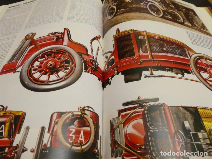 Coches: CLASSIC CARIS - Graham Robson - Libro de coches clásicos. 248 páginas. - Foto 5 - 142884878