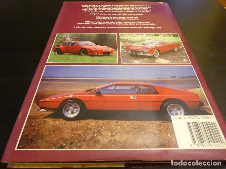 Coches: CLASSIC CARIS - Graham Robson - Libro de coches clásicos. 248 páginas. - Foto 6 - 142884878