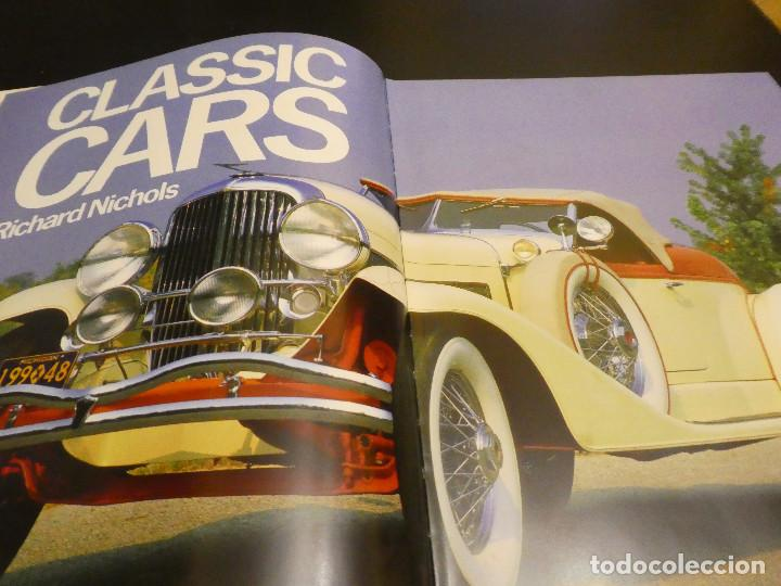 Coches: CLASSIC CARS - Richard Nichols - Libro de coches clásicos. 96 páginas. - Foto 2 - 142885306