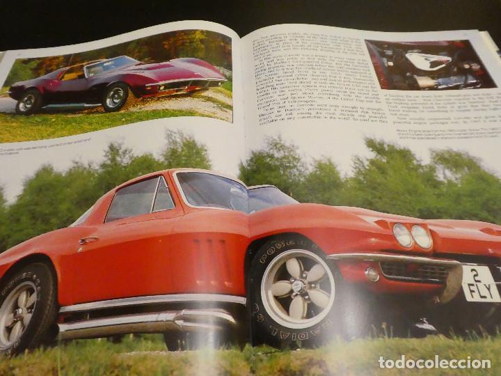 Coches: CLASSIC CARS - Richard Nichols - Libro de coches clásicos. 96 páginas. - Foto 3 - 142885306