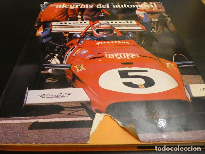 ALEGRÍAS DEL AUTOMÓVIL - GILLES GUÉRITHAULT - LIBRO DE COCHES 1770 A 1970. (Coches y Motocicletas Antiguas y Clásicas - Revistas de Coches)