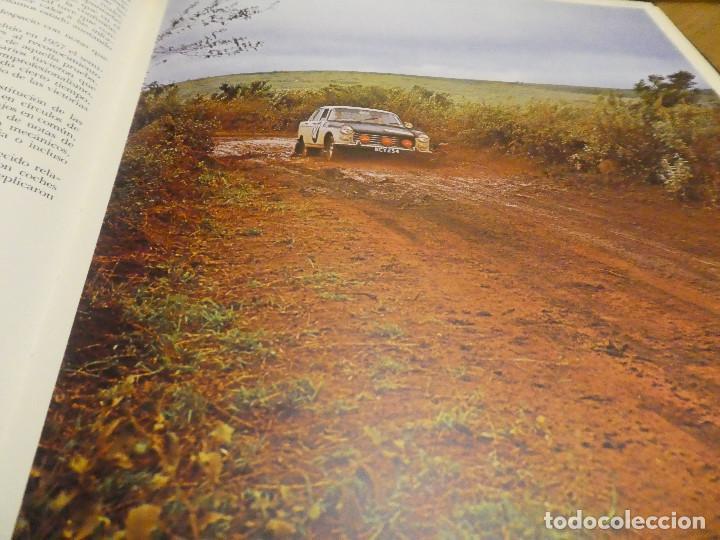 Coches: ALEGRÍAS DEL AUTOMÓVIL - Gilles Guérithault - Libro de coches 1770 a 1970. - Foto 3 - 142887402