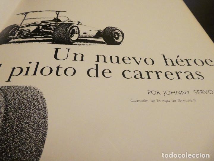 Coches: ALEGRÍAS DEL AUTOMÓVIL - Gilles Guérithault - Libro de coches 1770 a 1970. - Foto 4 - 142887402