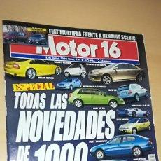 Coches: REVISTA MOTOR 16 Nº 794 ENERO 1999. Lote 144854954