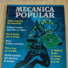 Coches: REVISTA MECÁNICA POPULAR 1968. Lote 144912758