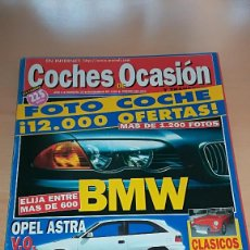 Coches: REVISTA CATALOGO COCHES DE OCASIÓN Nº 35 NOVIEMBRE 1998. Lote 144928602