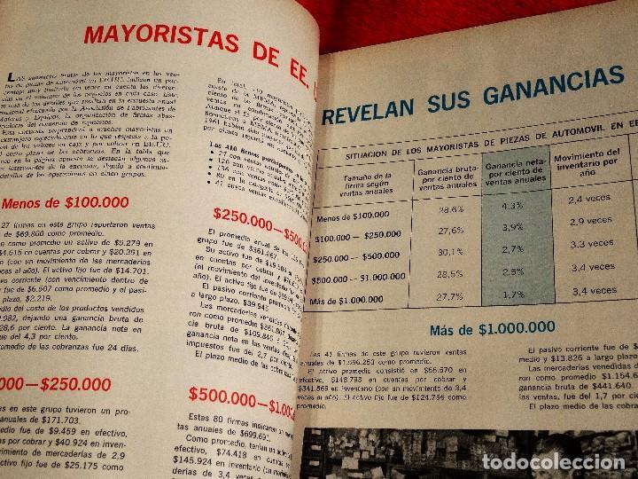 Coches: AUTOMOVIL INTERNACIONAL OCTUBRE 1962 BOMBA DIESEL C.A.V. DPA INGLESA - Foto 5 - 146109578