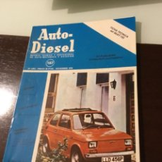 Coches: ANTIGUA REVISTA SEAT 133. Lote 146187198