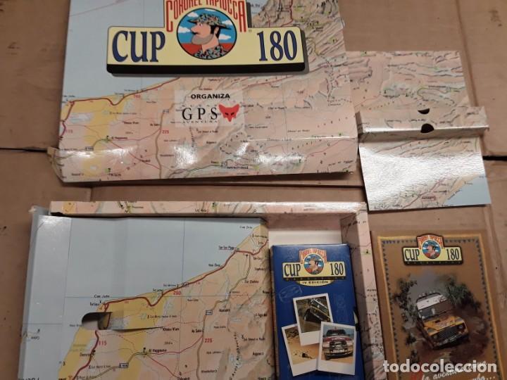 CUP 180 CORONEL TAPIOCA, LIBRO Y CINTA VHS.AÑOS 90, . (Coches y Motocicletas Antiguas y Clásicas - Revistas de Coches)