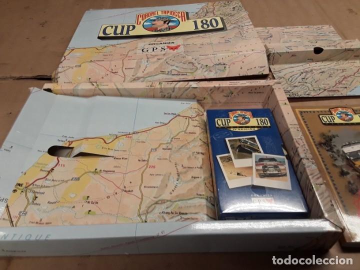 Coches: Cup 180 coronel tapioca, libro y cinta vhs.años 90, . - Foto 2 - 146594854