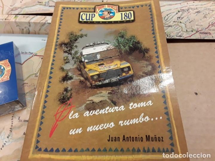 Coches: Cup 180 coronel tapioca, libro y cinta vhs.años 90, . - Foto 4 - 146594854