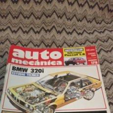 Coches: LOTE 12 NÚMEROS 1985 REVISTA AUTOMECANICA AUTO MECANICA. Lote 147506985
