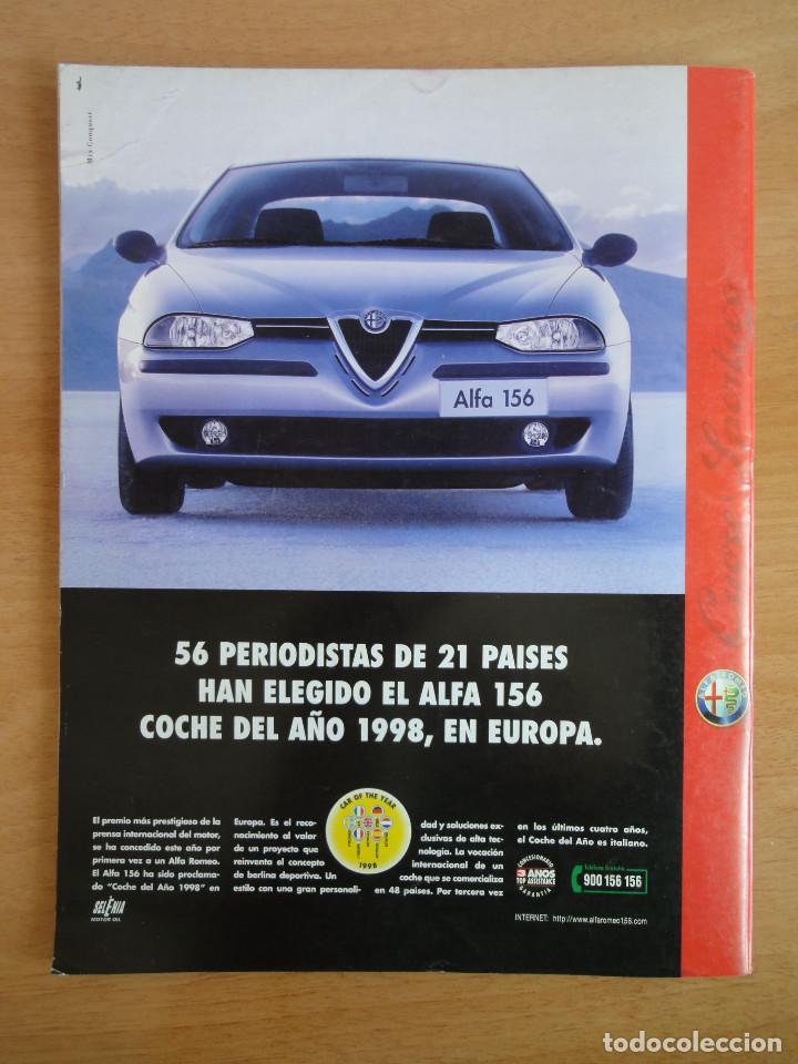 Coches: Revista Motor Mundial. Numero 612. Enero 1998 - Foto 2 - 147514850