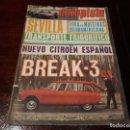 Coches: REVISTA AUTOPISTA Nº 428 AÑO 1967 - CITROEN BREAK-3 CV . Lote 148086498