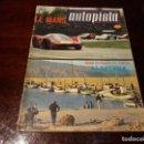 Coches: REVISTA AUTOPISTA Nº 435 AÑO 1967.ALMERIA BANCO DE PRUEBAS PARA EL TURISMO. Lote 148101238