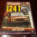 Coches: REVISTA AUTOPISTA Nº 642 AÑO 1971. FIAT 124 ST. MONACO FORMULA 1 . Lote 149665654