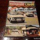 Coches: REVISTA AUTOPISTA Nº 649 AÑO 1971. PRUEBA: SEAT 600 SPEEDWELL-NOGUERA.. Lote 149753294