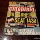 Coches: REVISTA AUTOPISTA Nº 656 AÑO 1971 SEAT 1430. Lote 149816250