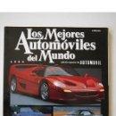 Coches: LOS MEJORES AUTOMÓVILES DEL MUNDO 1998. Lote 150232926