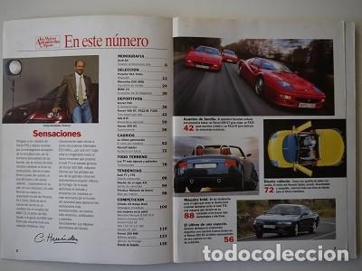 Coches: LOS MEJORES AUTOMÓVILES DEL MUNDO 1998 - Foto 2 - 150232926