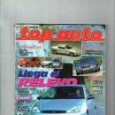 Coches: REVISTA TOP AUTO Nº 107- 1998. Lote 150263910