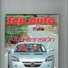 Coches: REVISTA TOP AUTO Nº 139- 2001 RENAULT CLIO V6. Lote 150270774