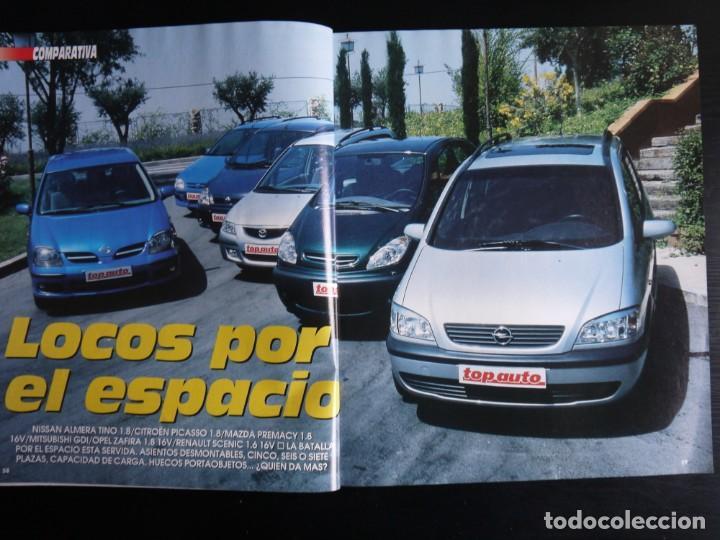 Coches: REVISTA TOP AUTO Nº 130- HONDA S200- METCEDES SLK- PORSCHE BOXSTER - Foto 3 - 150272062