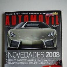 Coches: REVISTA AUTOMÓVIL Nº 357 ESPECIAL FERRARI. Lote 150379854