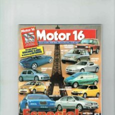 Coches: REVISTA MOTOR 16 Nº 782. Lote 150389134