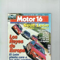 Coches: REVISTA MOTOR 16 Nº 849. Lote 150393338