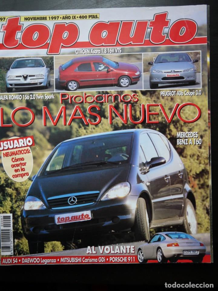 Coches: REVISTA TOP AUTO Nº 97 - Foto 1 - 150624158