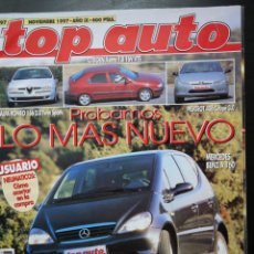 Coches: REVISTA TOP AUTO Nº 97. Lote 150624158
