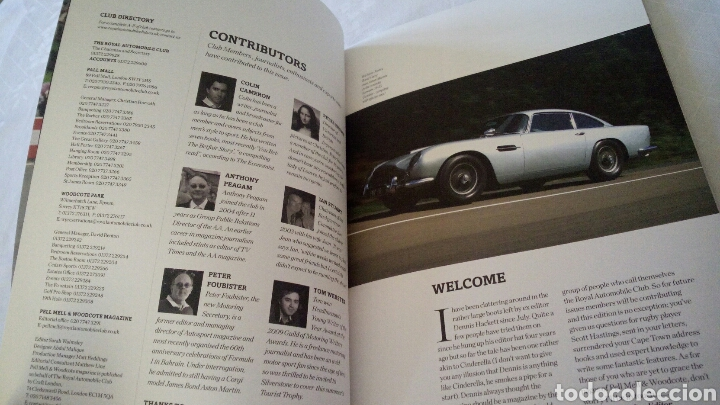 Coches: CTC - THE MAGAZINE OF THE ROYAL AUTOMOBILE CLUB - OCTOBER 2010 ISSUE 132 - PELL-MELL & WOODCOTE - Foto 8 - 150764802