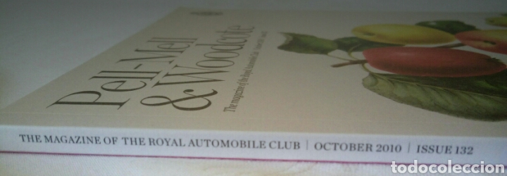 Coches: CTC - THE MAGAZINE OF THE ROYAL AUTOMOBILE CLUB - OCTOBER 2010 ISSUE 132 - PELL-MELL & WOODCOTE - Foto 4 - 150764802