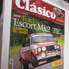 Coches: MOTOR CLASICO REVISTA Nº 269 JUNIO 2010 . Lote 152365166
