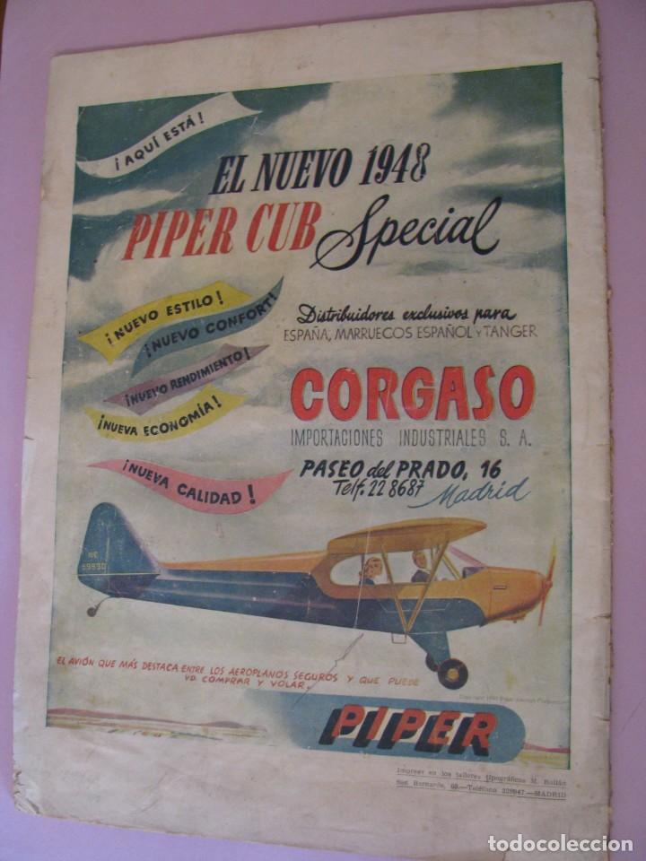 Coches: REVISTA MOTOR MUNDIAL Nº 44 ENERO 1948. - Foto 4 - 152827382