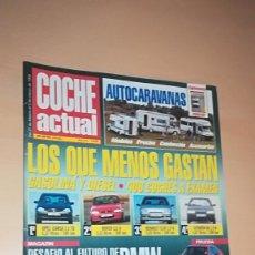 Coches: REVISTA COCHE ACTUAL 358 - FEBRERO 1995 - ESPECIAL AUTOCARAVANAS. Lote 153578498