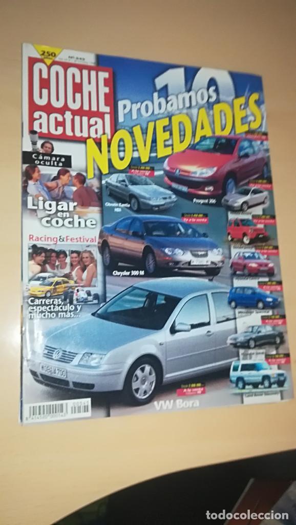 REVISTA COCHE ACTUAL 545 - OCTUBRE 1998 (Coches y Motocicletas Antiguas y Clásicas - Revistas de Coches)