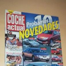 Coches: REVISTA COCHE ACTUAL 545 - OCTUBRE 1998. Lote 177955235