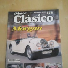 Coches: MOTOR CLASICO. Lote 154919754