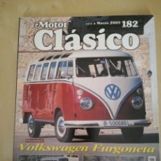 Coches: MOTOR CLASICO. Lote 154920486